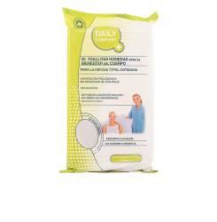 DAILY COMFORT toallitas humedas corporales 20 uds