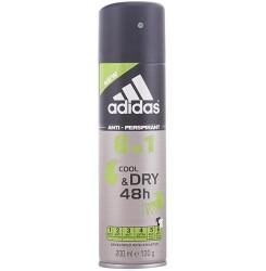 COOL & DRY 6 en 1 deo cu vaporizator 200 ml