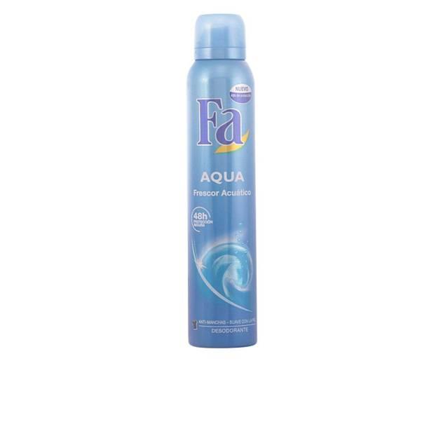 AQUA frescor acuático deo vaporizador 200 ml