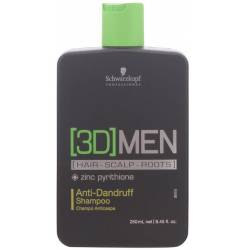 3D MEN anti dandruff șampon 250 ml