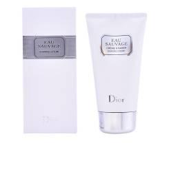 EAU SAUVAGE shaving cream 150 ml