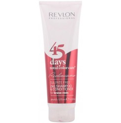 45 DAYS 2in1 șampon & balsam for brave reds 275 ml
