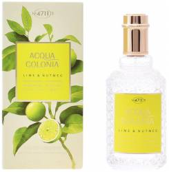 ACQUA colonia LIME & NUTMEG edc splash & spray 50 ml