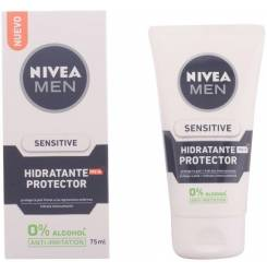 MEN SENSITIVE protector hidratant 0% alcohol SPF15 75 ml