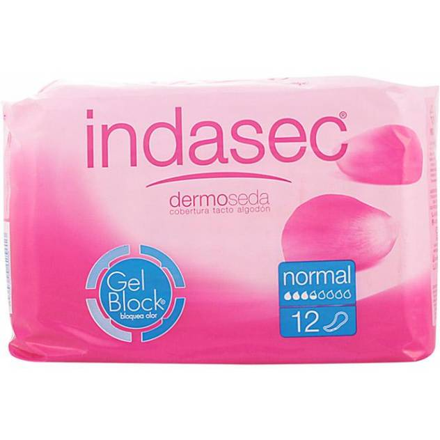 DISCREET compresa incontinencia normal 12 uds