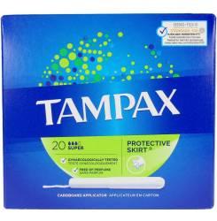 TAMPAX SUPER absorbant 20 uds