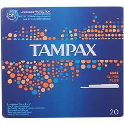 TAMPAX SUPER-PLUS absorbant 20 uds
