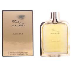JAGUAR CLASSIC GOLD edt vaporizador 100 ml