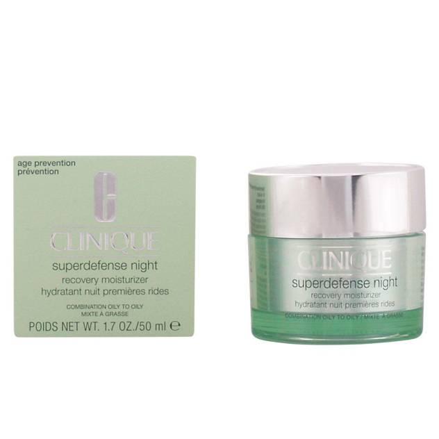 SUPERDEFENSE NIGHT recovery moisturizer III/IV 50 ml