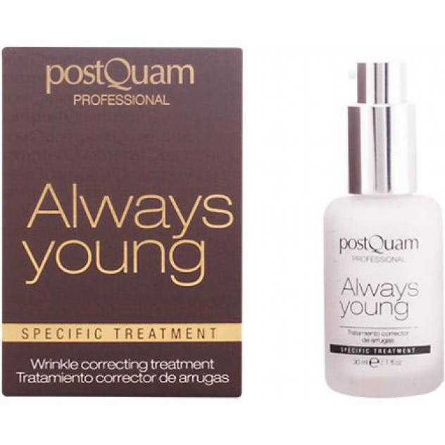 ALWAYS YOUNG wrinkle correcting tratament 30 ml