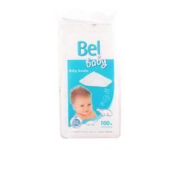 BEL BABY gasas no tejidas 100 buc.