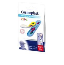 COSMOPLAST apósitos infantiles quick-zip 20 uds