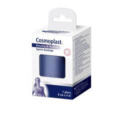 COSMOPLAST venda elástica sport 8 cm x 4 m