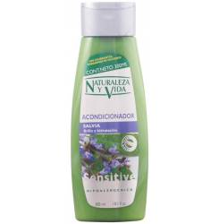 ACONDICIONADOR SENSITIVE salvia 300 ml