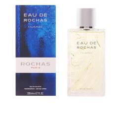 EAU DE ROCHAS HOMME edt vaporizador 200 ml