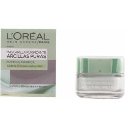 ARCILLAS PURAS purifica y matifica eucalipto 50 ml