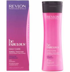 BE FABULOUS daily care normal cremă balsam 250 ml