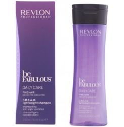 BE FABULOUS daily care fine par cremă șampon 250 ml