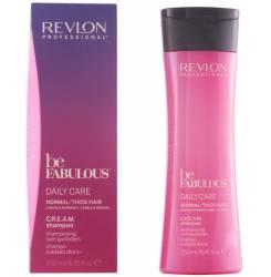 BE FABULOUS daily care normal cremă șampon 250 ml