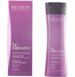 BE FABULOUS recovery cremă șampon 250 ml