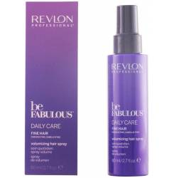 BE FABULOUS daily care fine par volumen spray 80 ml