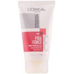 STUDIO LINE FIX & FORCE gel fijador extrafuerte nº8 150 ml