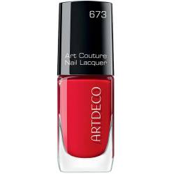 ART COUTURE nail lacquer #673-red volcano 10 ml
