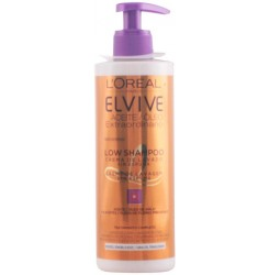 ACEITE EXTRAORDINARIO LOW șampon cabellos rizados 400 ml