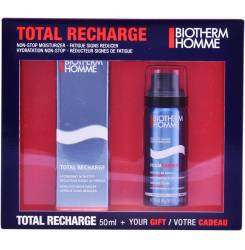 HOMME TOTAL RECHARGE LOTE 2 pz