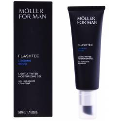 POUR HOMME LOOKING GOOD lightly tinted moisturized gel 50 ml