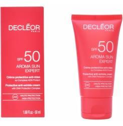 AROMA SUN EXPERT crème protectrice anti-rides SPF50+ 50 ml