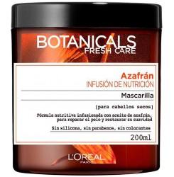 BOTANICALS AZAFRAN INFUSION NUTRICION mascarilla 200 ml