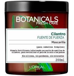 BOTANICALS CILANTRO FUENTE DE FUERZA mascarilla 200 ml