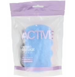 ACTIVE ESPONJA dermo massage bath peeling