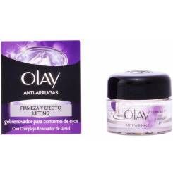 ANTI-ARRUGAS gel renovador contorno ojos 15 ml