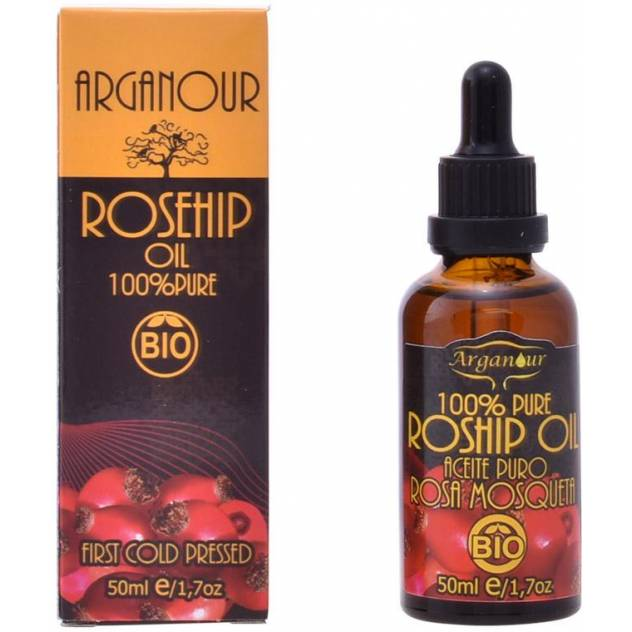 ROSEHIP OIL 100% pure 50 ml