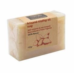 ARTISANAL rosehip soap 100 gr