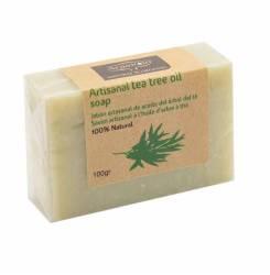 ARTISANAL tea tree oil soap 100 gr