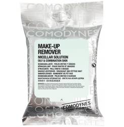 MAKE-UP REMOVER micellar solution oily&combined skin 20 uds