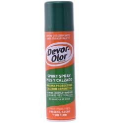 desodorante PIES spray sport 150 ml