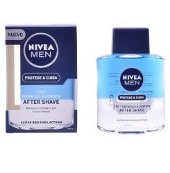 MEN PROTEGE & CUIDA after shave 2 en 1 100 ml