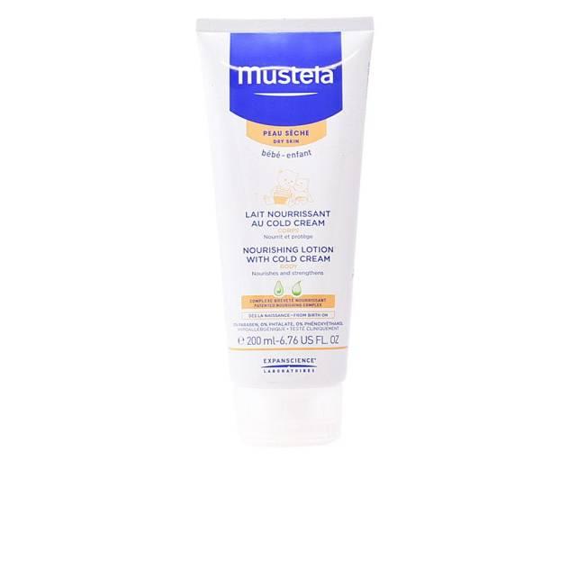 BÉBÉ nourishing lotion with cold cream dry skin 200 ml