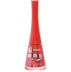 1 SECONDE nail polish #010 rouge poppy 9 ml