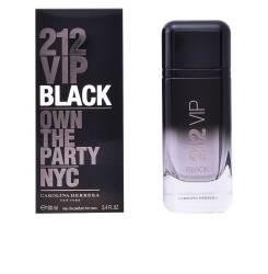 212 VIP BLACK apă de parfum cu vaporizator 100 ml