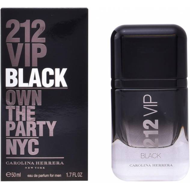 212 VIP BLACK edp vaporizador 50 ml