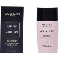 AQUA NUDE perfecting fluid SPF20 #02N-light 30 ml
