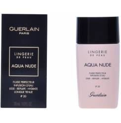AQUA NUDE perfecting fluid SPF20 #03W-natural warm 30 ml