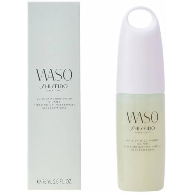 WASO quick matte moisturizer oil-free 75 ml