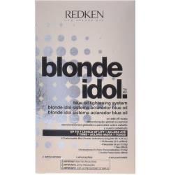 BLONDE IDOL blue oil lightener system 60 ml