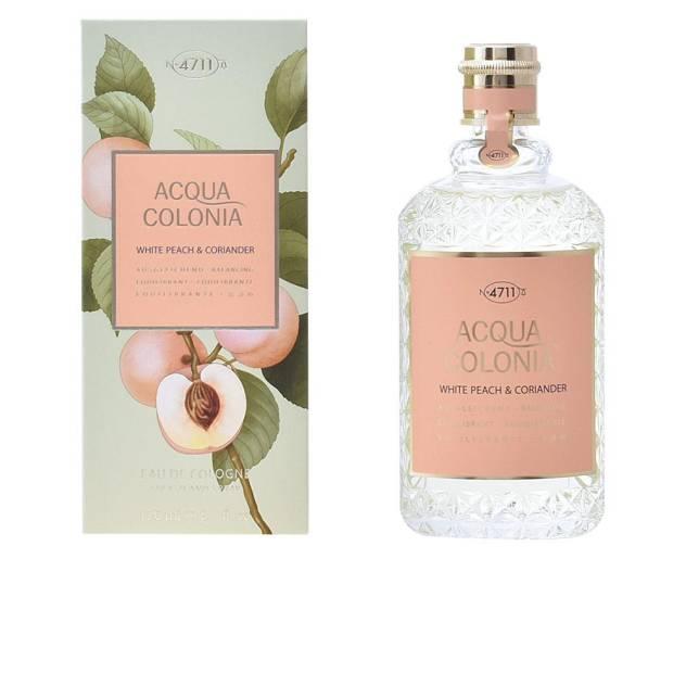 ACQUA colonia WHITE PEACH & CORIANDER splash & spray 170 ml